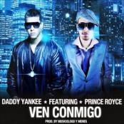 Daddy Yankee Ft Prince Royce - Ven Conmigo