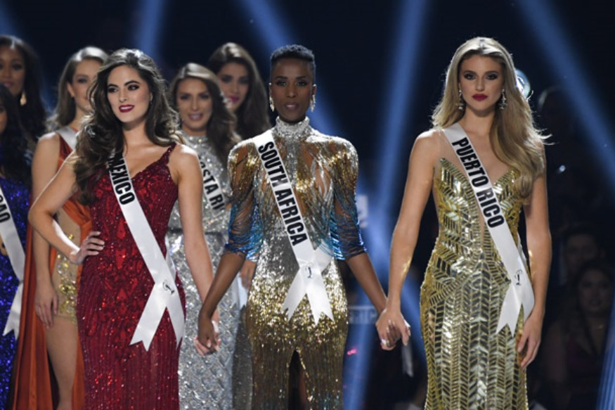 Miss Univers 2019 : Miss Porto Rico et Miss Mexique sur le podium !