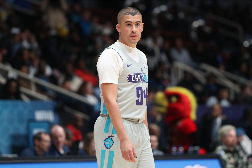 Bad Bunny au rebond pour le All Star Game de Basket